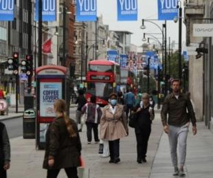 foto: Reino Unido: analizan aumentar restricciones de ingresos y egresos