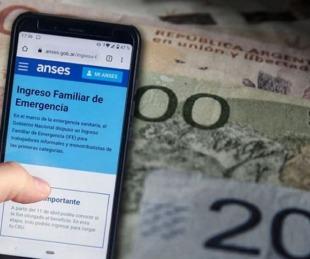 foto: Nación oficializó un tercer pago del IFE que se abonará el 10 de agosto