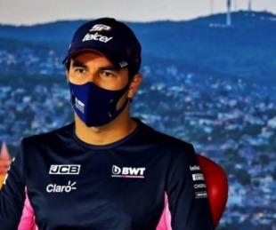 foto: Fórmula 1: el mexicano Sergio Pérez dio positivo por coronavirus