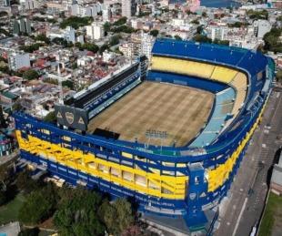 foto: Boca le va a pedir a la Conmebol que se retrase el regreso de la Libertadores