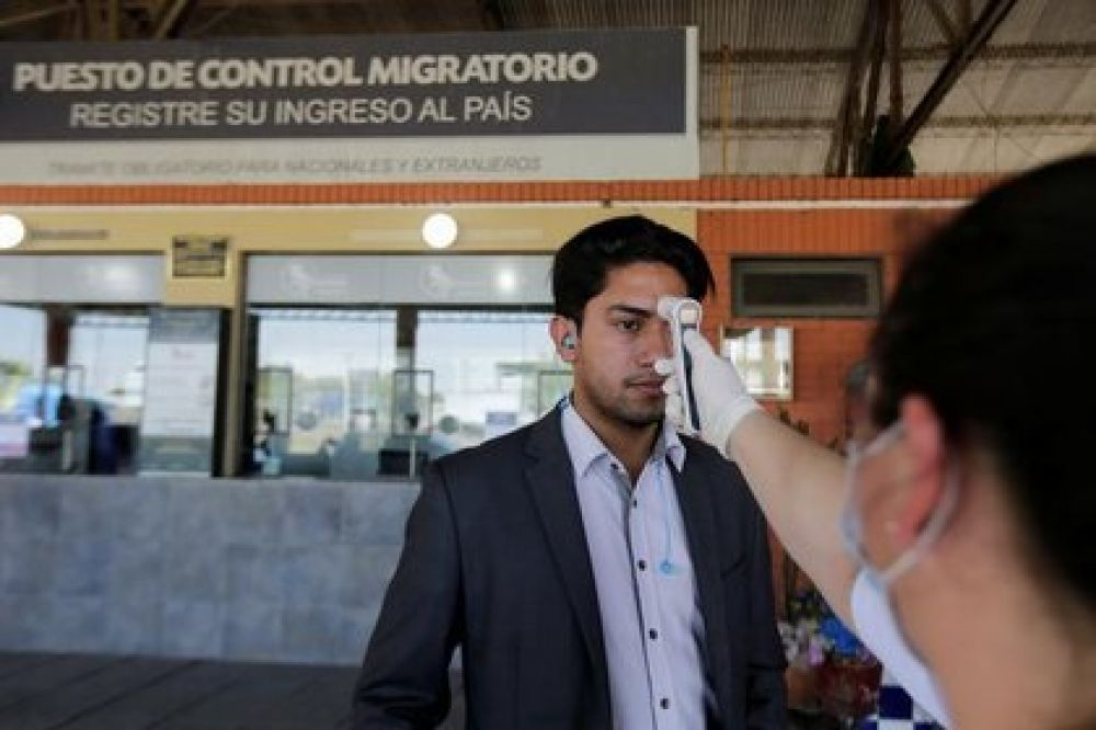 Paraguay: detectaron casos de COVID-19 en Ministerio de Salud