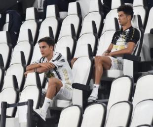 foto: Juventus cayó duramente ante Roma en el cierre de la Serie A