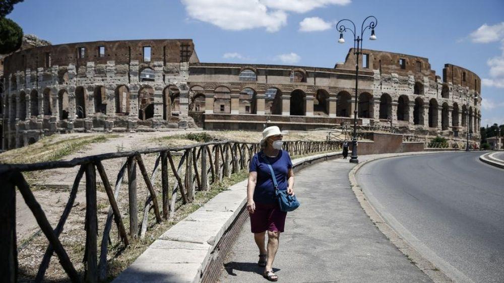Italia: reportan descenso de contagios y muertes por coronavirus
