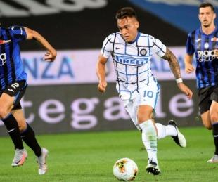 foto: Inter venció a Atalanta y quedó segundo en la liga italiana