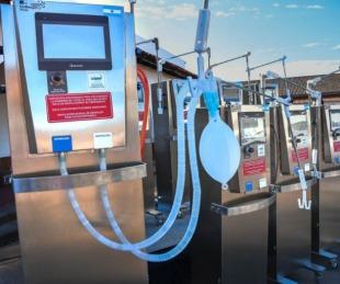 foto: Este lunes entregarán nuevos respiradores para varios hospitales