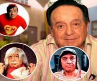 foto: Los programas de Roberto Gómez Bolaños salieron del aire en todo el mundo