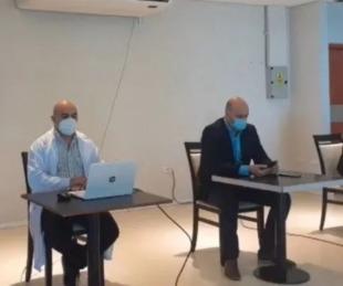 foto: Libres se sumará al DNU y suspenderá las reuniones sociales