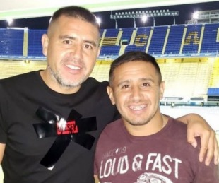 foto: Riquelme fue intervenido en San Isidro: detalles del procedimiento
