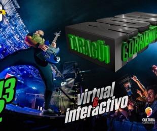 foto: En septiembre el Taragüí Rock será online, gratis e interactivo