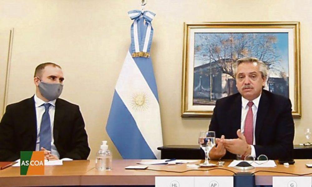 Deuda: principio de acuerdo entre la Argentina y los bonistas