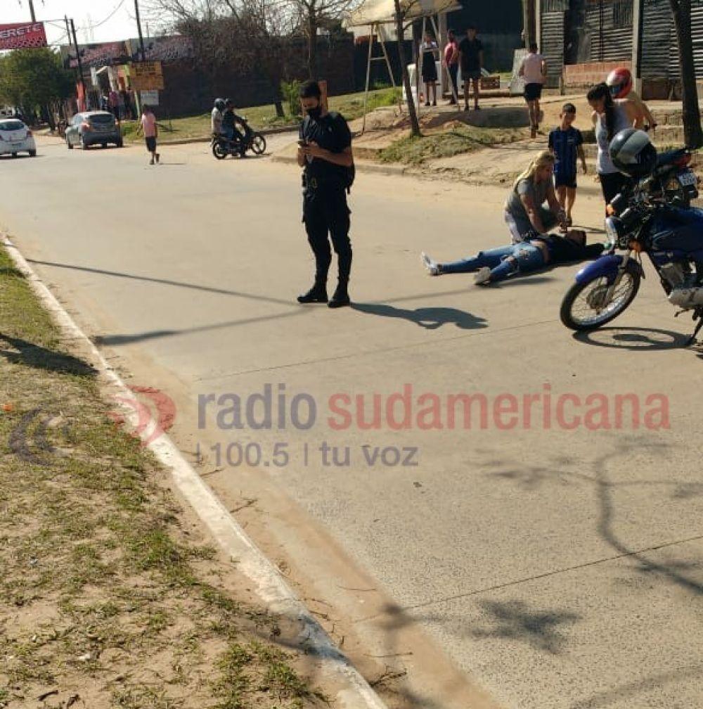 Grave accidente: un motociclista murió y otro perdió un brazo