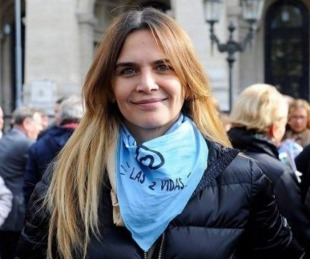 """foto: Amalia Granata contó el """"ritual"""" que hace para alejar a ciertas personas"""