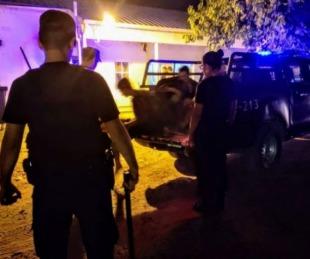 foto: Policía fue baleado tras intervenir en una pelea entre dos personas