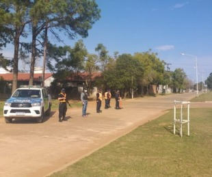 foto: Fase 1: Retenes y fuertes controles en Paso de los Libres