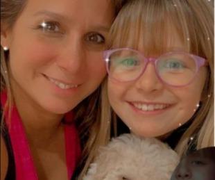 foto: Fernanda Vives fue insultada por el pedófilo al que denunció por acosar a su hija