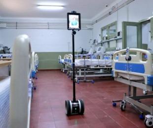 foto: Covid: Cómo funciona el Hospital de Campaña tras casos positivos
