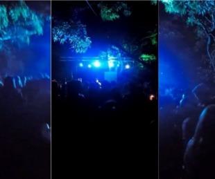foto: Fiesta clandestina: ya son 303 los imputados y serán citados a declarar
