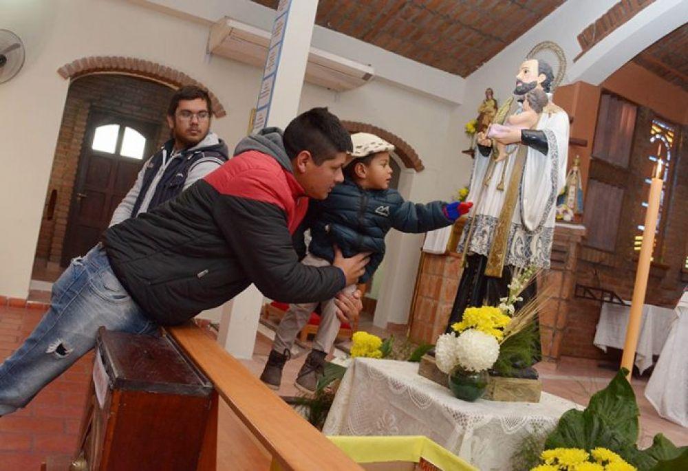 San Cayetano prohíbe el ingreso de personas durante cuatro días