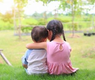 foto: Cinco hermanitos buscan una familia que los adopte