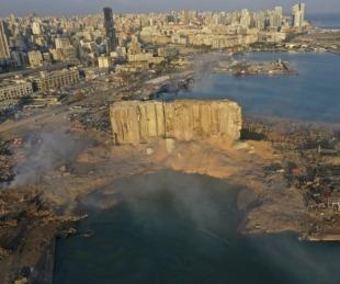 foto: Explosión en Beirut: