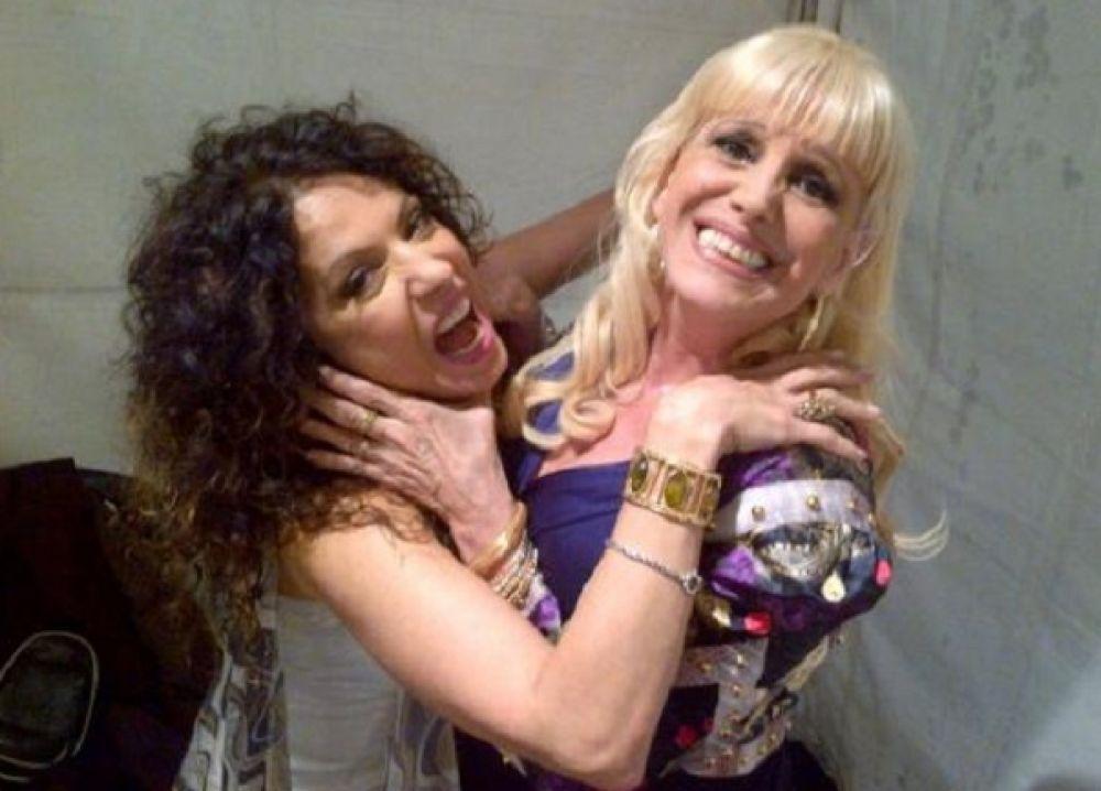 Patricia Sosa y Valeria Lynch, nuevamente enfrentadas