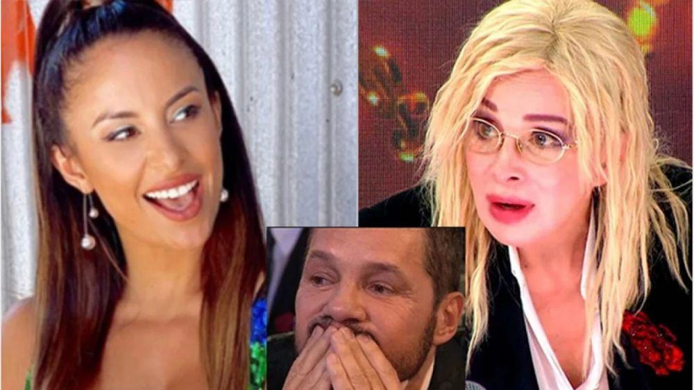 Lourdes criticó las devoluciones de Nacha Guevara en el Cantando y Tinelli intervino