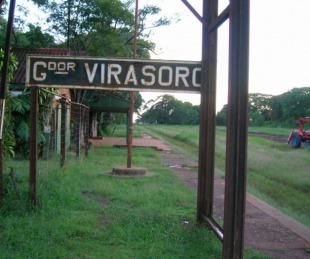 foto: Virasoro habría registrado el primer caso positivo de coronavirus
