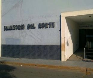 foto: Se activó protocolo en el Sanatorio Norte por una enfermera con covid