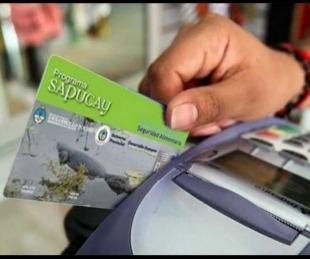 foto: Desarrollo Social negó que las tarjetas Sapucay estén habilitadas