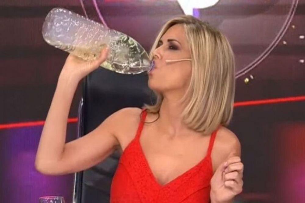 Canosa bebió al aire dióxido de cloro, como cura del coronavirus