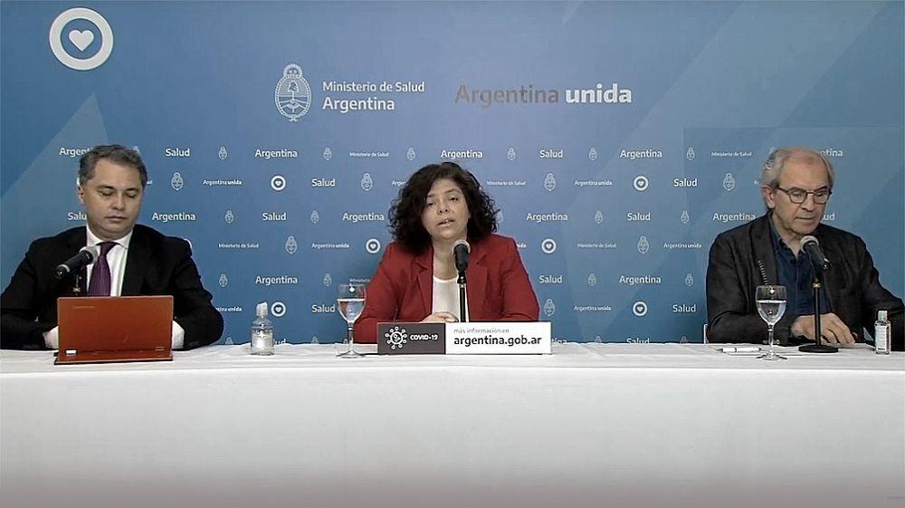 Con 40 nuevos fallecimientos, la Argentina llega a 4.191 muertos