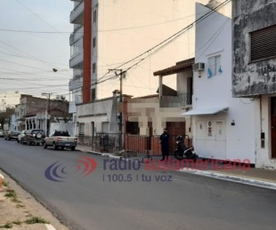 foto: Activan protocolo y vallan una vivienda en el barrio Libertad