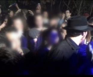 foto: Fiesta clandestina: Allanaron departamento de supuesto organizador