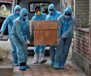 foto: Covid: Darán subsidio de $ 15.000 a familias de fallecidos en el país