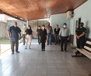 Alvear: Salud coordinó acciones con el comité de crisis local
