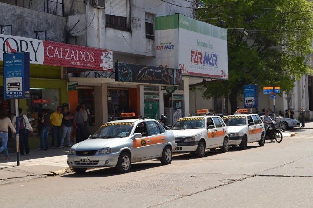 Chaco: taxis y remises circularán normalmente desde el lunes