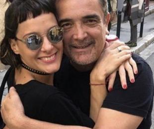 foto: Nito Artaza, conmovido por una gran noticia: su hija Sabrina está embarazada