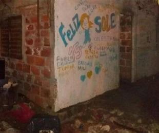 foto: Golpeó a su esposa e incendió su casa con ella y su hijo adentro