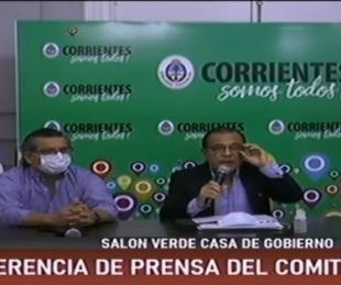 foto: Coronavirus: Corrientes Capital sigue en fase 5 por 48 horas y se volverá a evaluar la situación