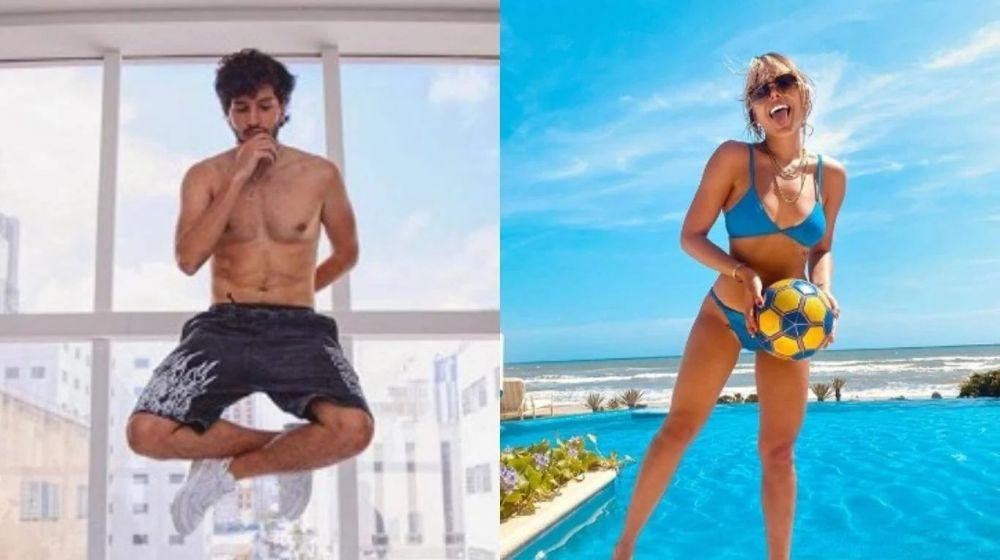 La reacción de Tini tras el encuentro de Yatra y Danna Paola en Miami