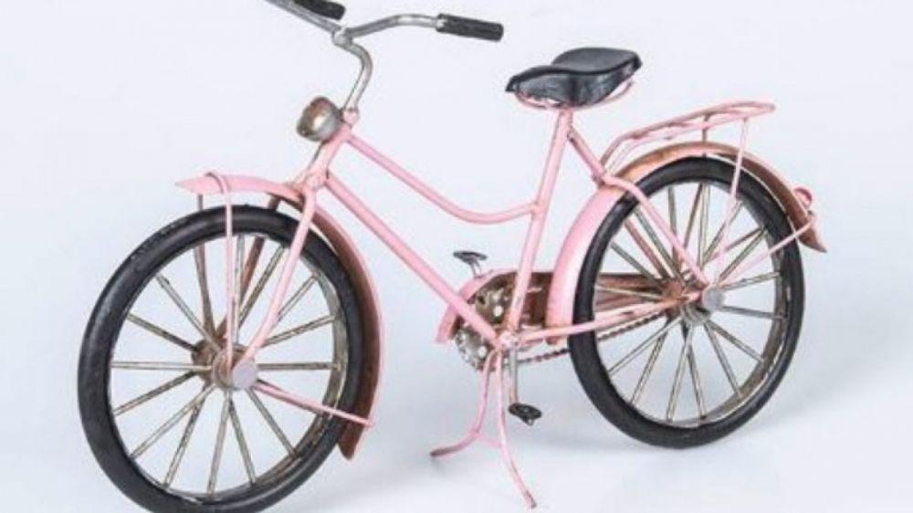 Compró por Internet una bicicleta y se llevó una sorpresa