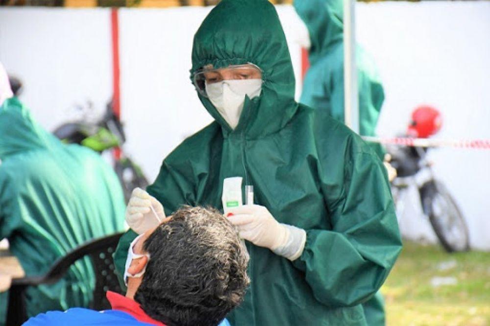 Hisopados pagos: Los certificados médicos no serán válidos
