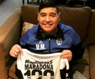 foto: Coronavirus en la Argentina: Diego Maradona dio negativo en el test