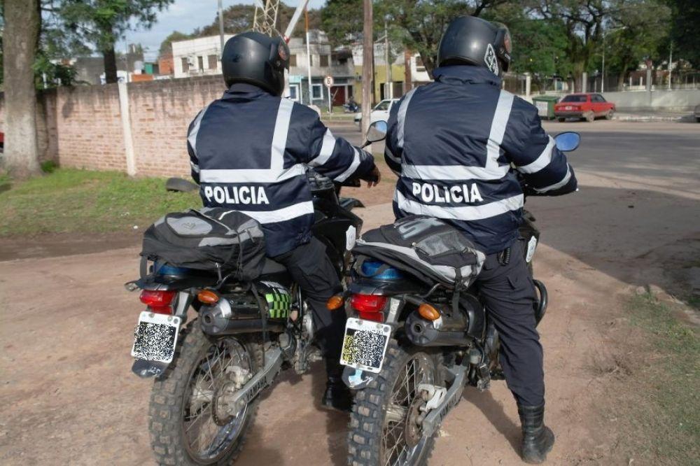 Policías del Grupo GRIM quedaron aislados por riesgo de contagio