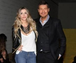 foto: Guillermina Valdés confirmó su reconciliación con Marcelo Tinelli