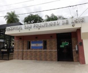 foto: Detuvieron a dos sujetos fugados del Hospital de Salud Mental
