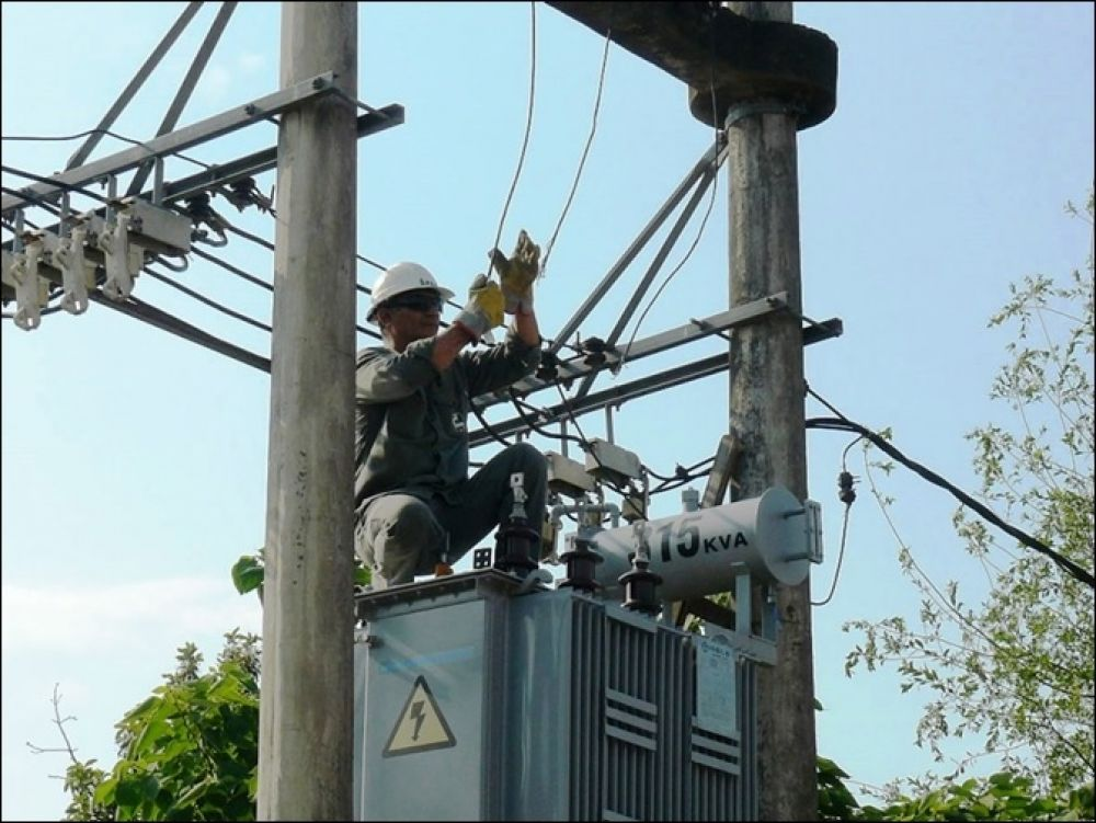 Por trabajos, este jueves habrá cortes de luz en varios barrios