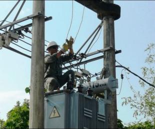 foto: Por trabajos, este jueves habrá cortes de luz en varios barrios