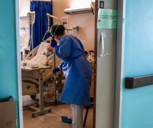 foto: Se registraron 7663 nuevos casos y 209 muertes en las últimas 24 horas