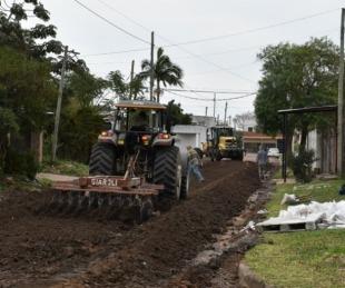 foto: Provincia pavimentará con concreto asfáltico 23 cuadras del Juan XXIII